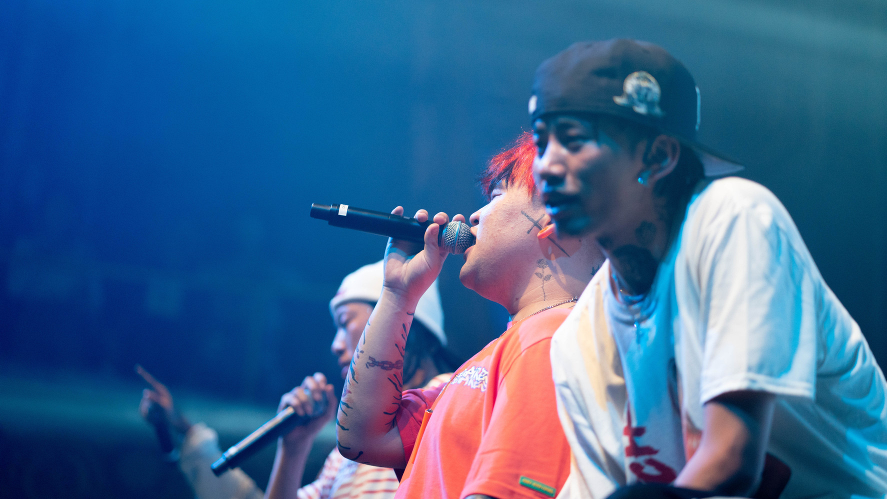 5.22.19 | Higher Brothers | Regency Ballroom, SF, CA | Photographer: Maurqui Burks