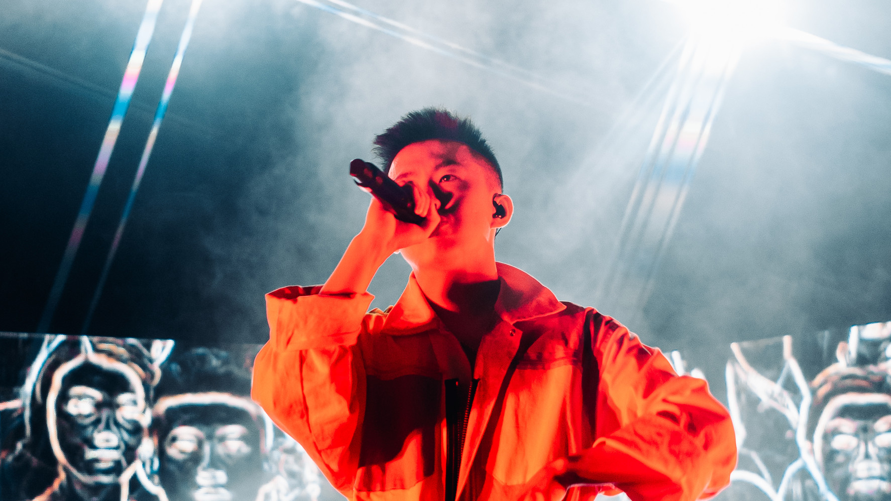 10.21.2019 | Rich Brian | The Warfield, SF, CA | Photographer: Izak Ramos - Goldenvoice