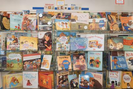 Multicultural Bookstore