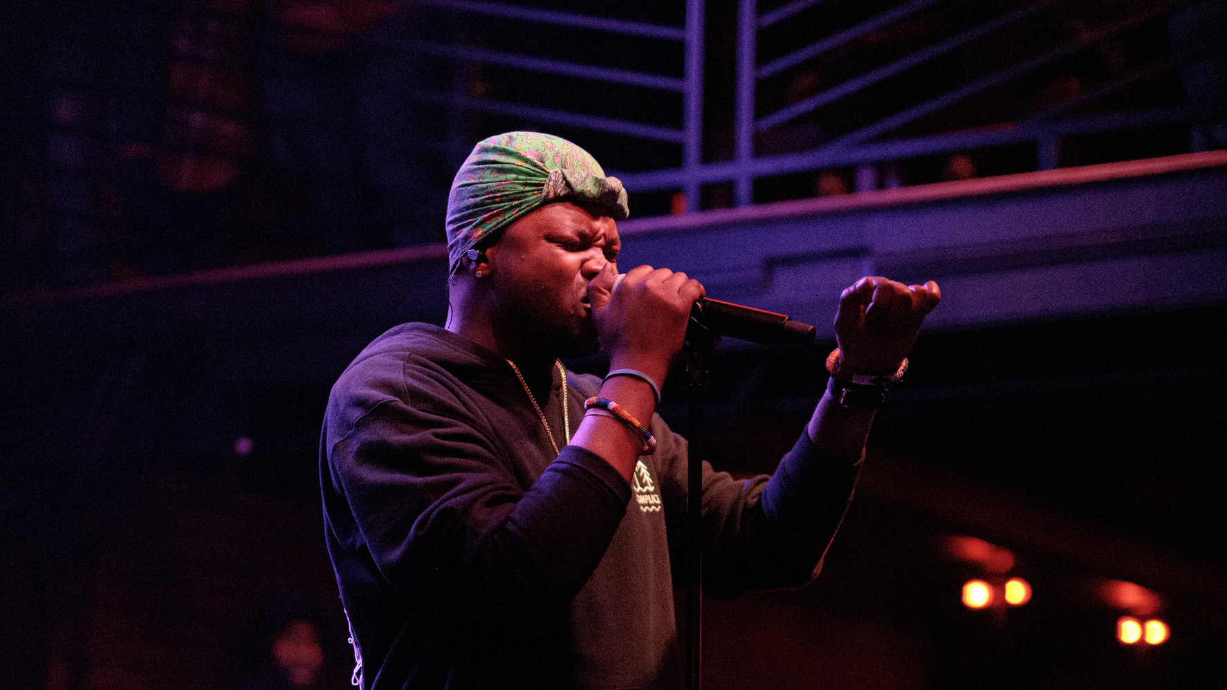 9.27.19  BJ The Chicago Kid | The New Parish, Oakland, CA | Photographer: Jit Grewal