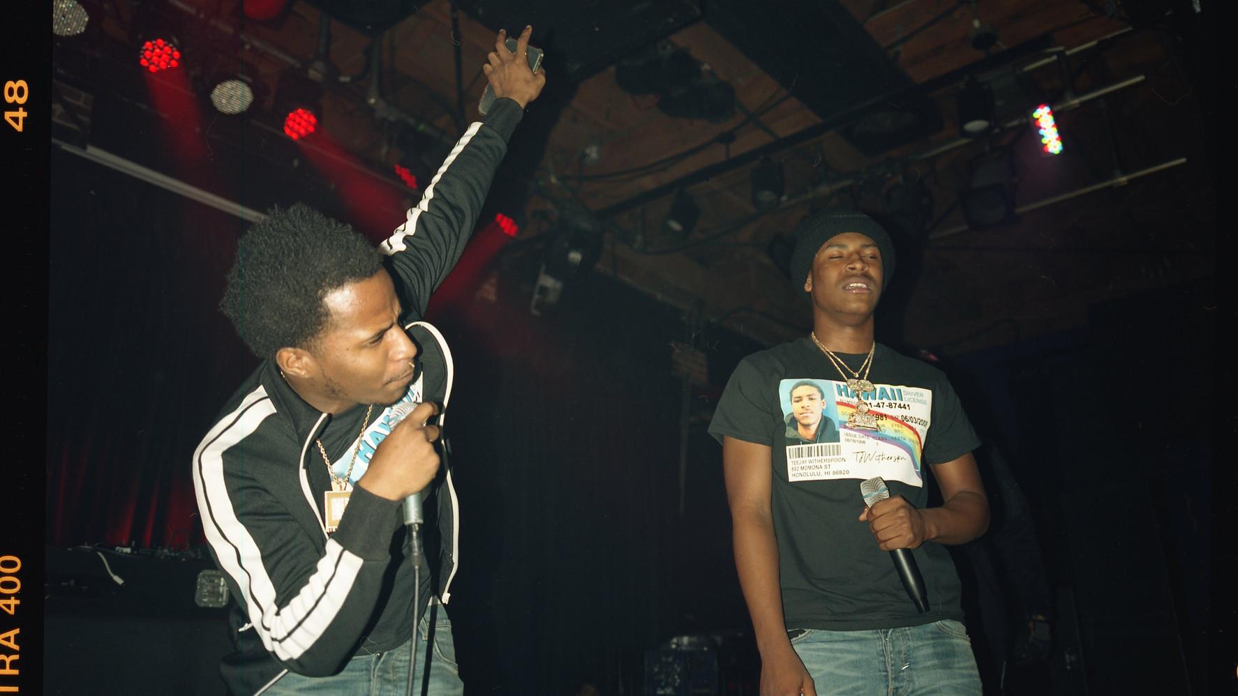 2.18.20 | Thouxanbanfauni & Teejayx6 | Slim's, SF, CA | Photographer: Maurqui Burks - Goldenvoice