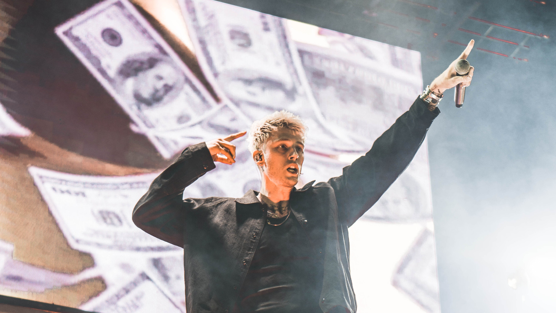 6.28.19 | MGK | The Warfield, SF, CA | Photographer: Jason Jeong - Goldenvoice