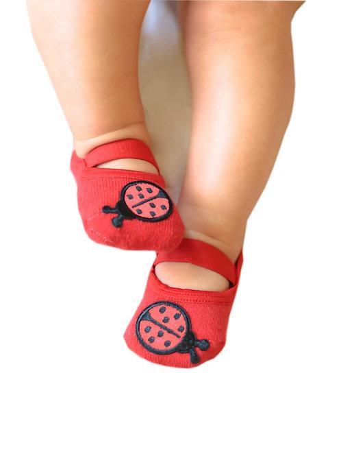 Baby Ladybug-Red