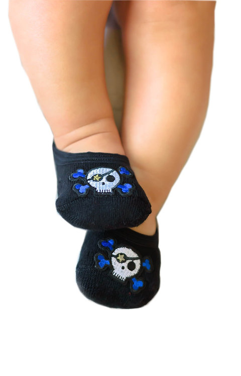 Baby Skull Black