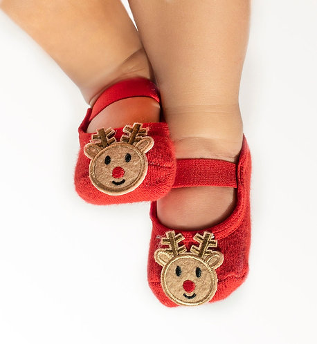 Baby Reindeer with strap