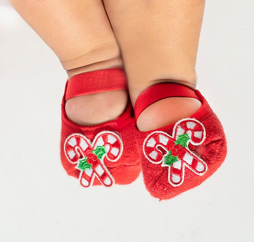 Baby Candy Cane with strap