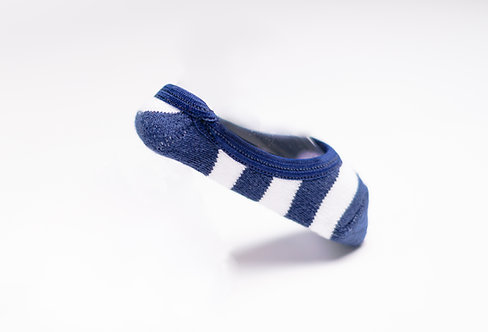 Baby Boy Navy stripes- no strap