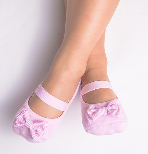 Girls Pink Bow