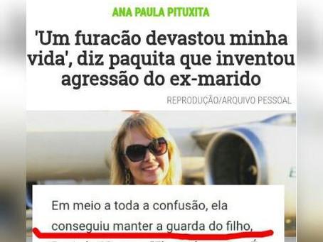 "Caso Ana Paula ""Pituxita"""