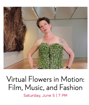 Flowers in Motion at NCMA