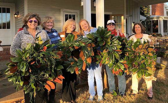 Wreath Workshop 12/9/20