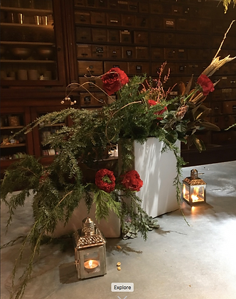 Holiday Tablescapes Zoom Class