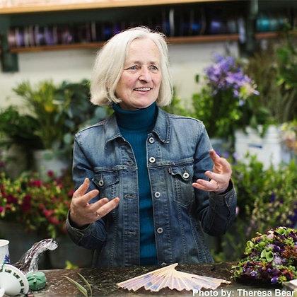 Françoise Weeks 2 Day Floral Retreat