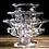 Thumbnail: Medium Cut Glass Compote