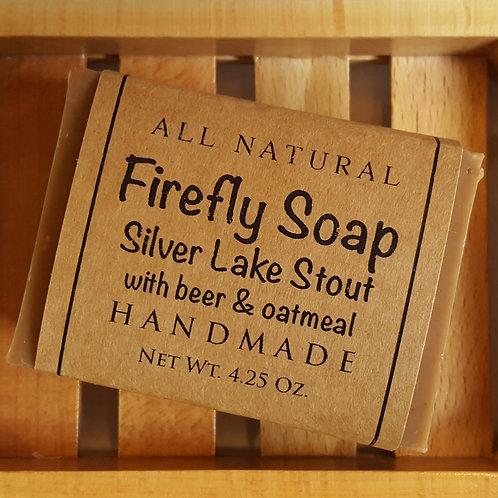 Silver Lake Stout Soap