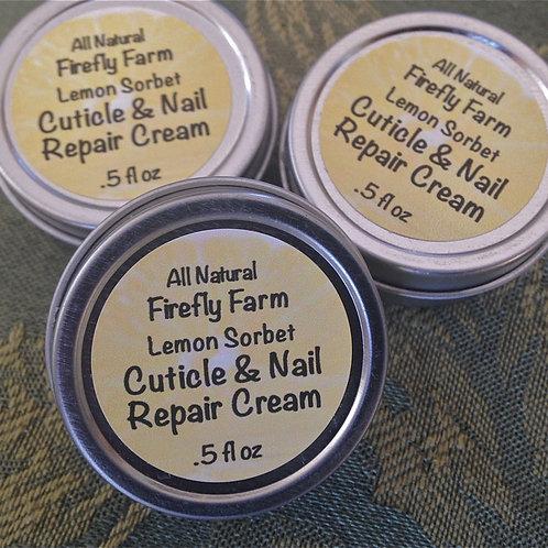 Lemon Sorbet Cuticle Cream
