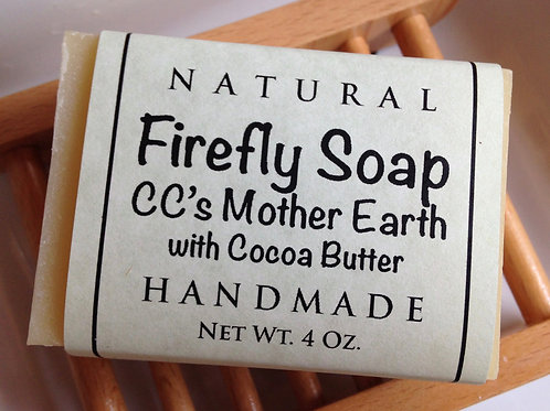 CC's Mother Earth Soap