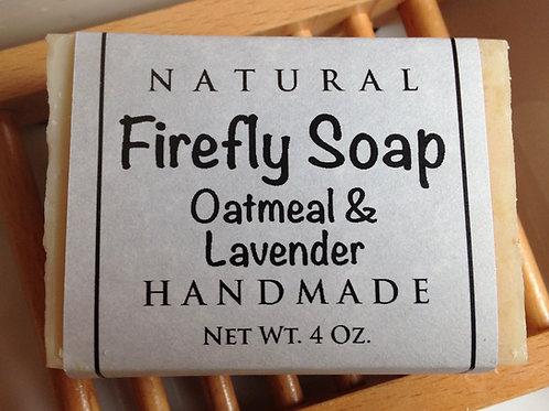 Oatmeal & Lavender Soap