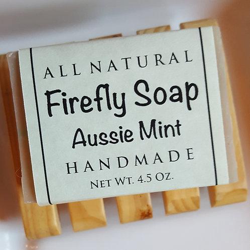 Aussie Mint Soap