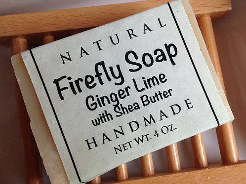 Ginger Lime Soap
