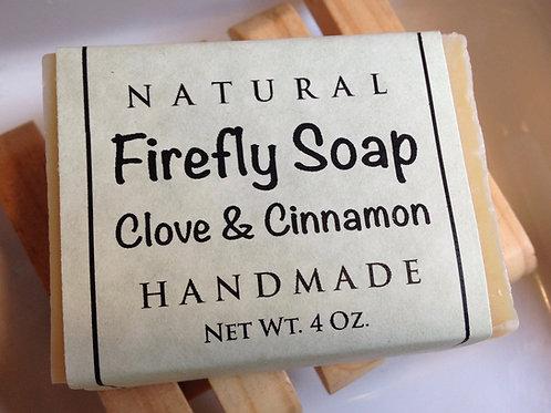 Clove & Cinnamon Soap