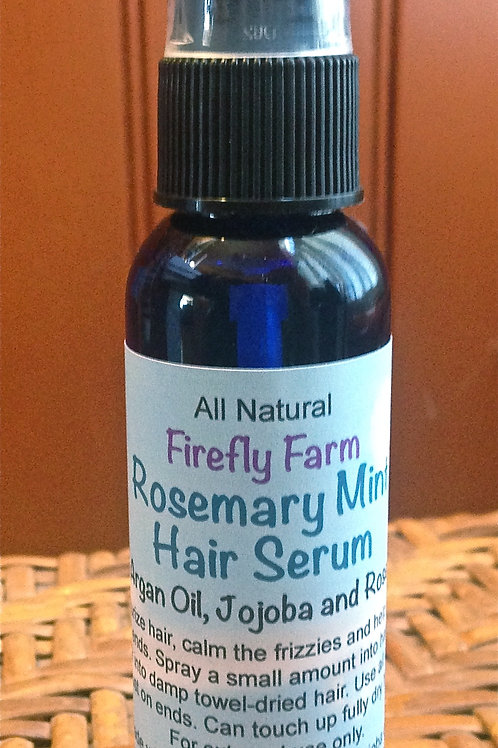 Rosemary Mint Hair Serum