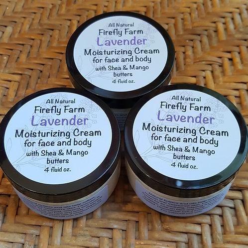 Lavender Moisturizing Cream