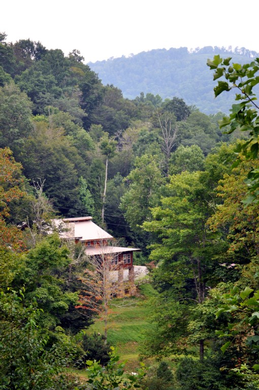 Cherokee Lodge View