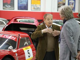 Derek Bell y Juan Fernández