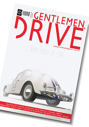 Gentlemen Drive Magazine issue #14