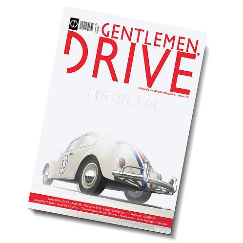 Gentlemen Drive Magazine issue #14