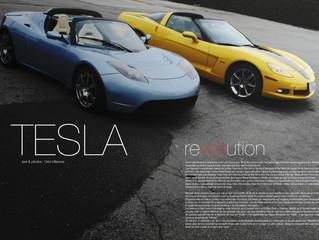 Día Mundial del Medio Ambiente. Recuperamos el primer artículo y prueba del Tesla que hicimos en 200