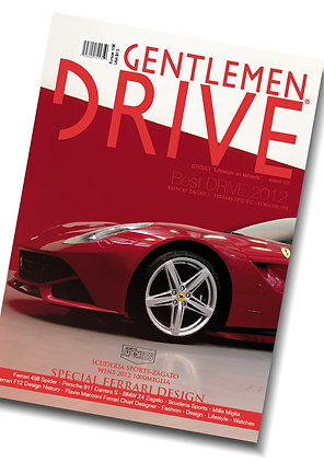 Gentlemen Drive Magazine issue #10