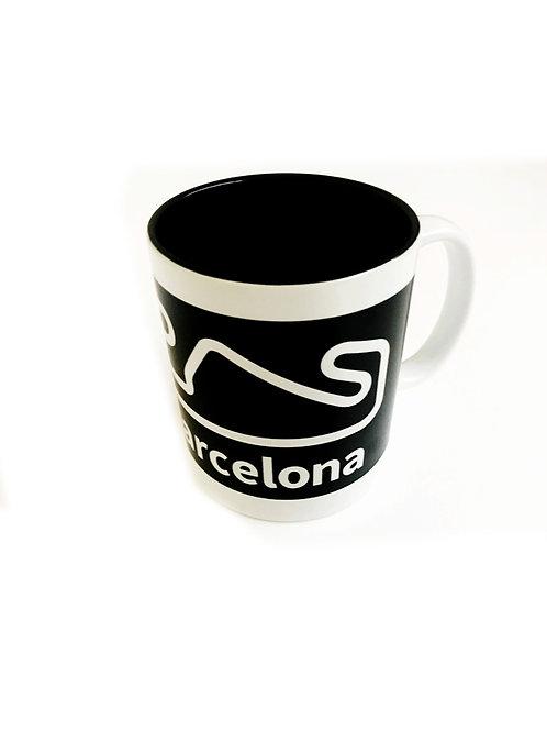Cup Black Circuit