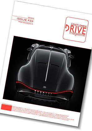 Gentlemen Drive Magazine Issue #34