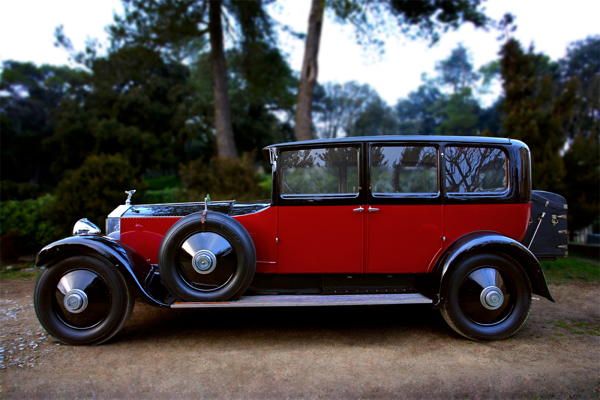 1927 Rolls Royce Phantom I
