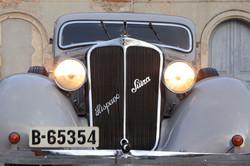 1934 Hispano Suiza T60