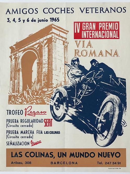 1965 - IV Gran Premio Internacional Via Romana
