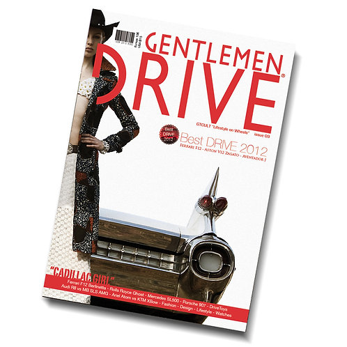Gentlemen Drive Magazine issue #09