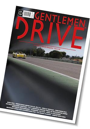 Gentlemen Drive Magazine issue #22