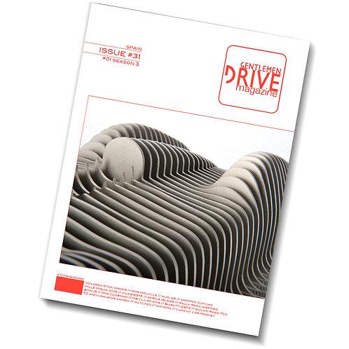 Gentlemen Drive Magazine Issue #31