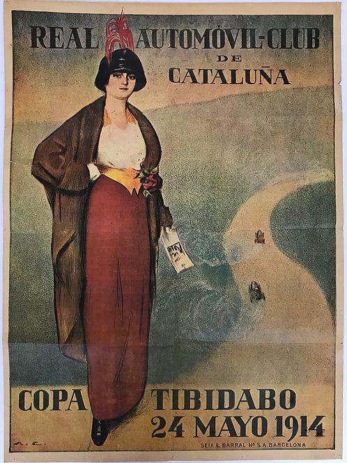 1914 Copa Tibidabo