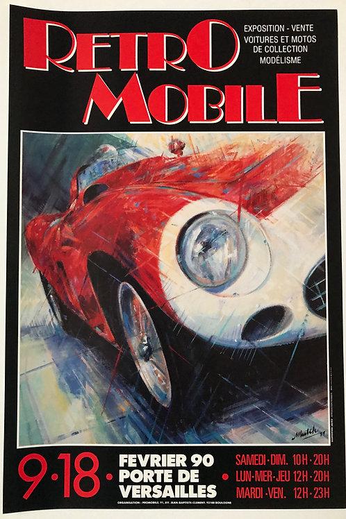 1990 - Retromobile Paris