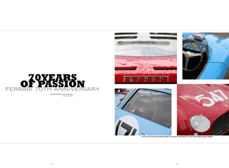 Ferrari 70 Anniversary