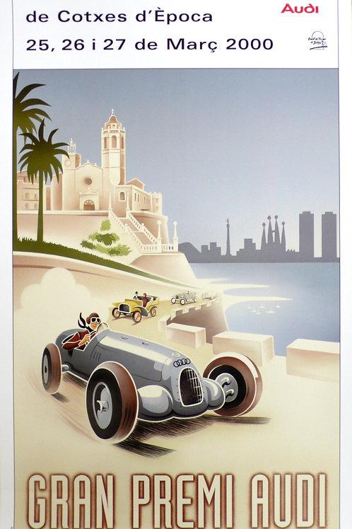 Rally Barcelona-Sitges 2000