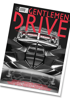 Gentlemen Drive Magazine Issue #30