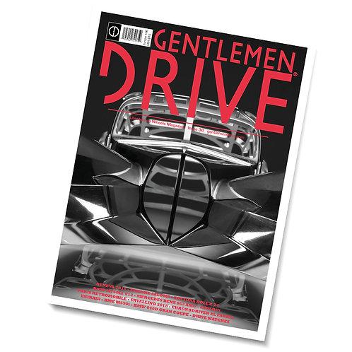 Gentlemen Drive Magazine Issue #30