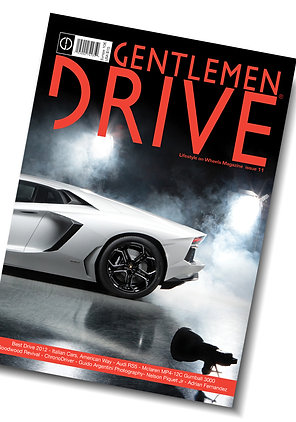 Gentlemen Drive Magazine issue #11