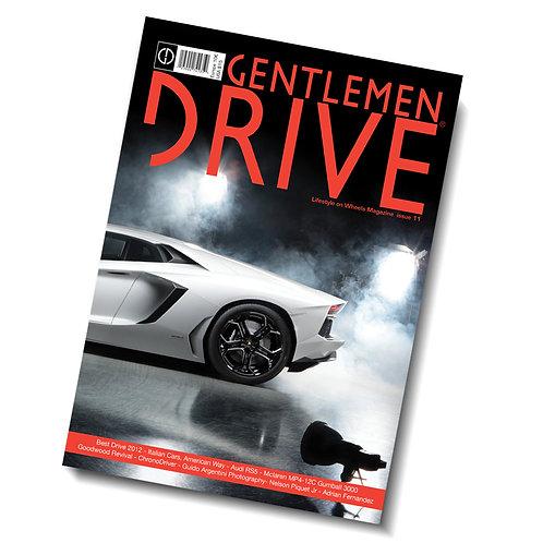 Gentlemen Drive Magazine issue #11