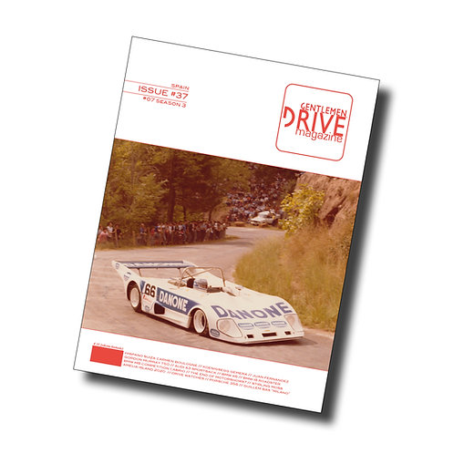 Gentlemen Drive Magazine Issue #37